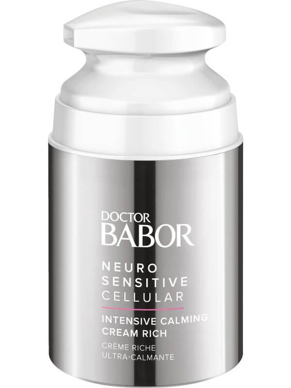 Babor Doctor Babor Neuro Sensitive Cellular Intensive Calming Cream Rich (50ml) i gruppen Hudvård / Ansiktskräm / Dagkräm hos Bangerhead (B043013)
