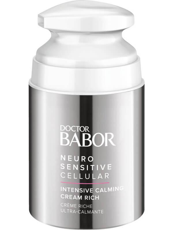 Babor Doctor Babor Neuro Sensitive Cellular Intensive Calming Cream Rich (50ml) ryhmässä Ihonhoito / Kasvojen kosteutus / Päivävoiteet at Bangerhead.fi (B043013)