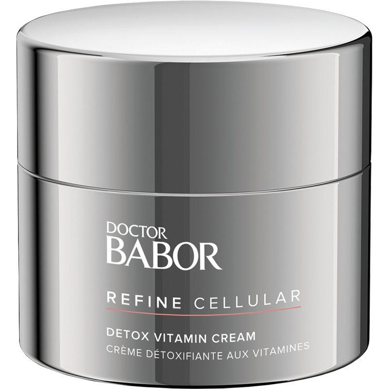 Babor Doctor Babor Refine Cellular Detox Vitamin Cream (50ml) ryhmässä Ihonhoito / Kasvojen kosteutus / Päivävoiteet at Bangerhead.fi (B043020)