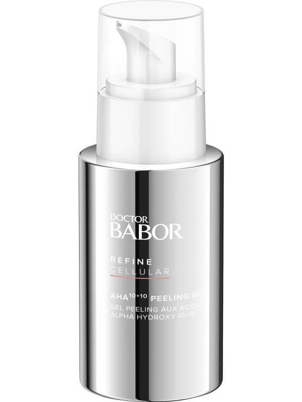 Babor Doctor Babor Refine Cellular Aha 10+10 Peeling Gel (50ml) i gruppen Hudpleie / Ansiktsrens / Rengjøringsgel hos Bangerhead.no (B043021)