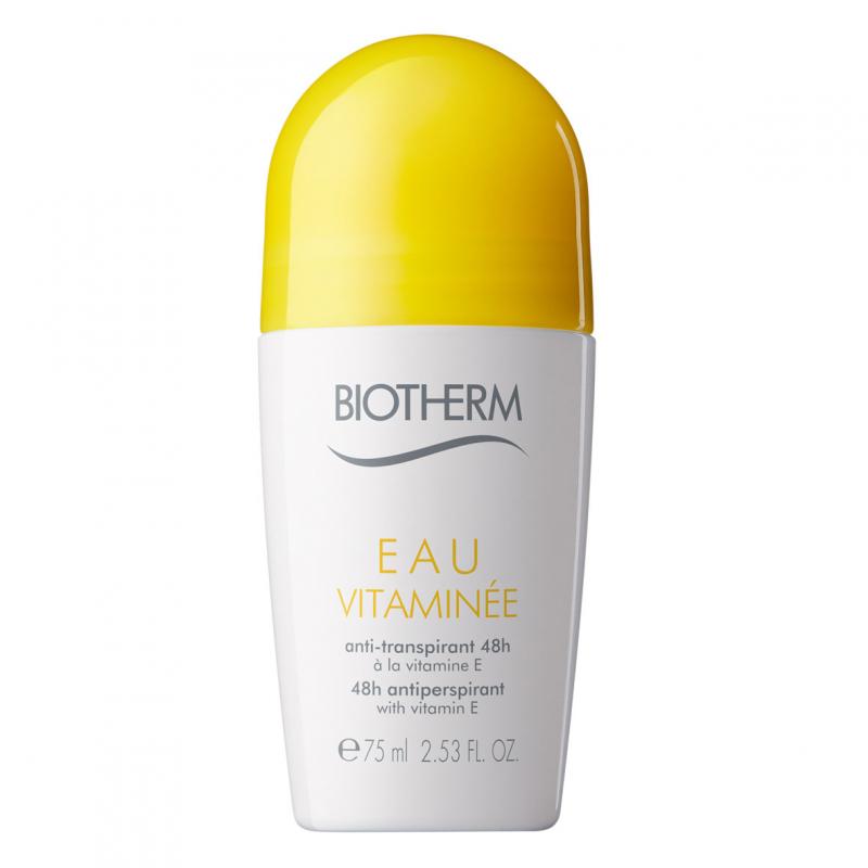 Biotherm Eau Vitaminee Deo Roll On (75ml) ryhmässä Tuoksut / Unisex / Deodorantit Unisex at Bangerhead.fi (B043133)