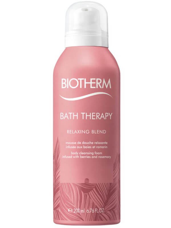 Biotherm Bath Therapy Relaxing Cleansing Foam ryhmässä Vartalonhoito & spa / Vartalon puhdistus / Kylpysaippuat & suihkusaippuat at Bangerhead.fi (B043158r)