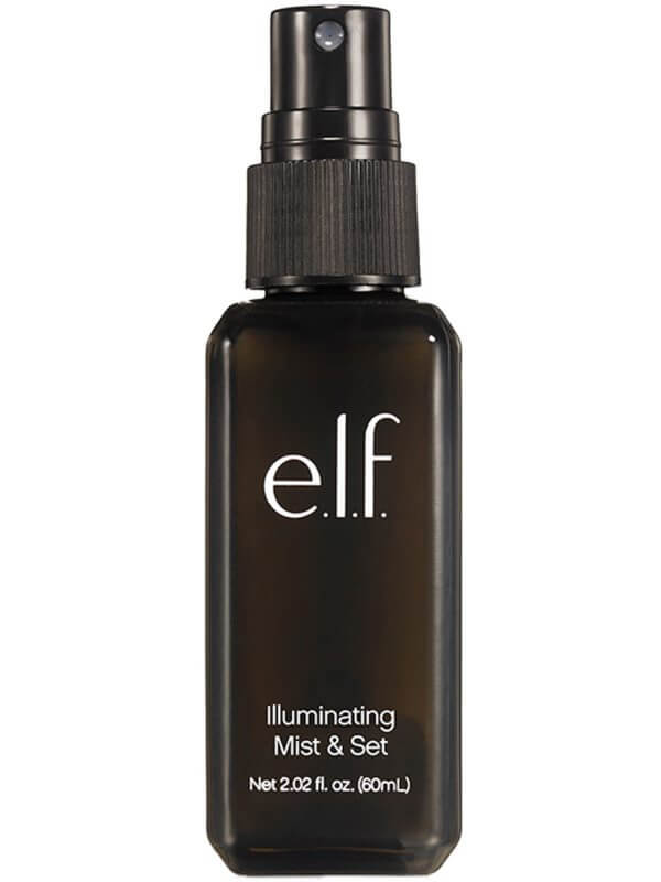 e.l.f Cosmetics Illuminating Mist & Set Clear i gruppen Makeup / Bas / Setting spray hos Bangerhead (B043183)