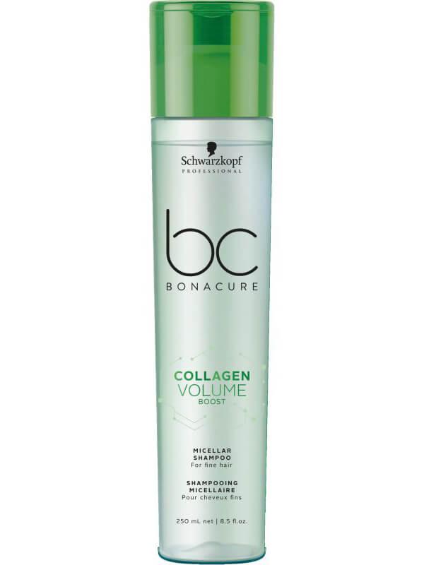 Schwarzkopf Professional BC Collagen Volume Boost Shampoo (250ml) ryhmässä Hiustenhoito / Shampoot / Shampoot at Bangerhead.fi (B043218)