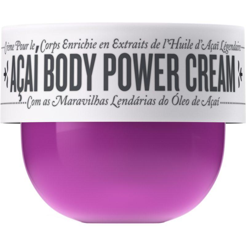 Sol de Janeiro Acaí Body Power Cream ryhmässä Vartalonhoito & spa / Vartalon kosteutus / Vartalovoiteet at Bangerhead.fi (B051557r)