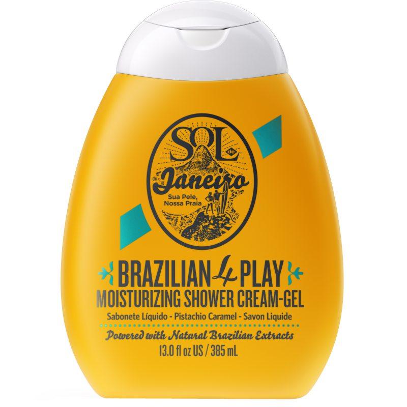 Sol de Janeiro Brazilian 4 Play Moisturizing Shower Cream-Gel (385ml) ryhmässä Vartalonhoito  / Vartalonpuhdistus & -kuorinta / Suihkusaippua at Bangerhead.fi (B043253)