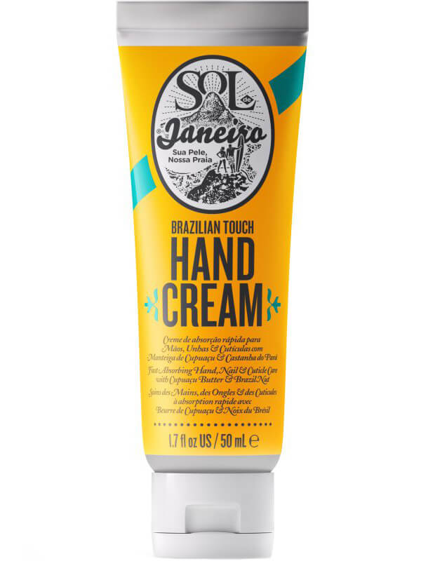 Sol de Janeiro Brazilian Touch Hand Cream (50ml) i gruppen Kroppsvård & spa / Händer & fötter / Handkräm hos Bangerhead (B043255)