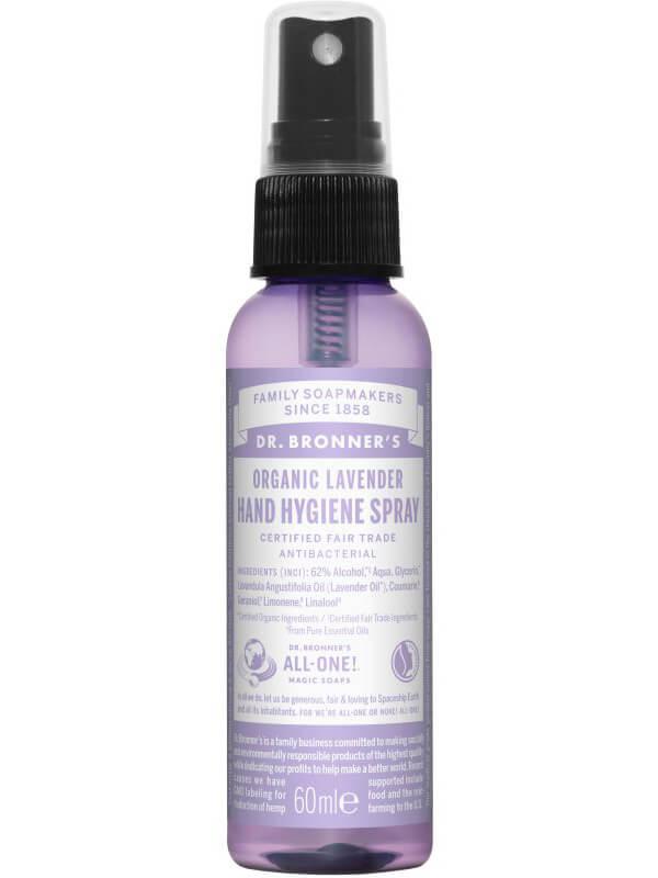 Dr. Bronner's Lavender Hand Sanitizer (60ml) i gruppen Kroppsvård & spa / Händer & fötter / Handtvål hos Bangerhead (B043266)