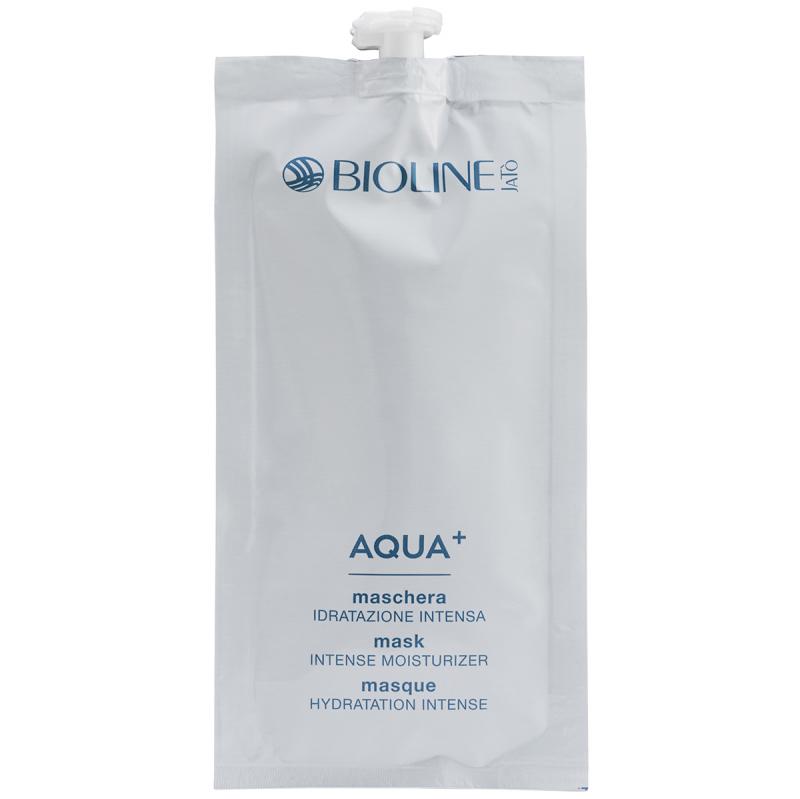 Bioline Aqua+ Intense Moisturizer Mask (20ml) i gruppen Hudvård / Ansiktsmask / Gelmask hos Bangerhead (B043345)