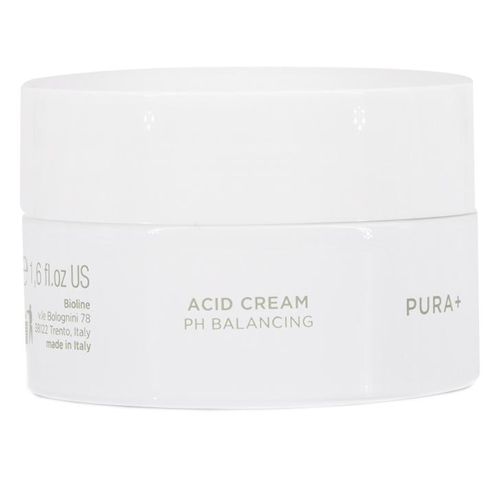 Bioline Pura+ Balancing Acid Cream (50ml) i gruppen Hudvård / Ansiktskräm / 24h-kräm hos Bangerhead (B043351)