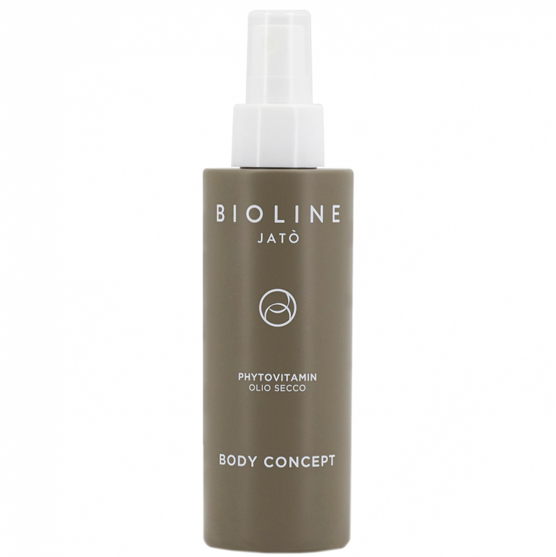 Bioline Body Concept Prime Phytovitamin Dry Oil (150ml) i gruppen Kroppsvård & spa / Kroppsåterfuktning / Kroppsolja hos Bangerhead (B043413)