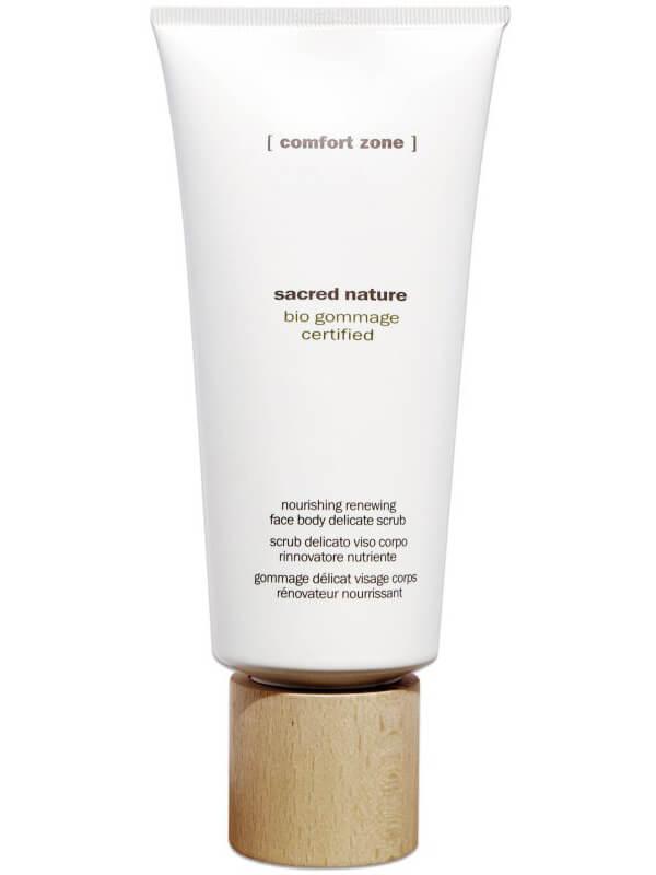 comfort zone Sacred Nature Peeling (200ml) i gruppen Kroppsvård / Kroppsrengöring & scrub / Body scrub & peeling hos Bangerhead (B043421)