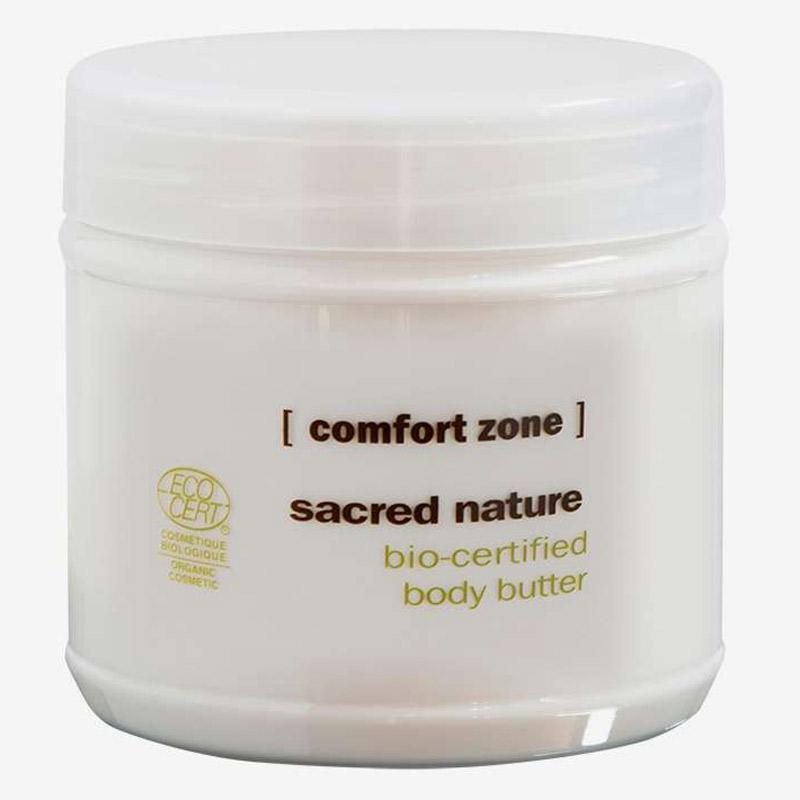 comfort zone Sacred Nature Body Butter (250ml) i gruppen Kroppsvård / Kroppsåterfuktning / Body butter hos Bangerhead (B043425)