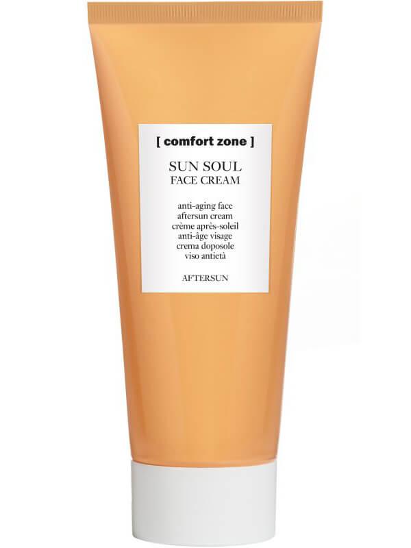 comfort zone Sun Soul Face Aftersun (60ml) i gruppen Hudvård / Sol & tan för ansikte & kropp / After sun för ansikte hos Bangerhead (B043477)