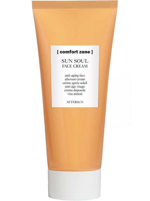 comfort zone Sun Soul Face Aftersun (60ml) i gruppen Hudvård / Sol & tan för ansikte / After sun för ansikte hos Bangerhead (B043477)