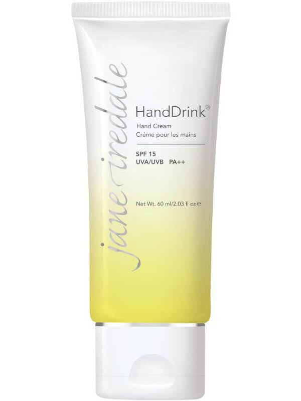 Jane Iredale HandDrink Lemongrass (60ml) i gruppen Kroppsvård & spa / Händer & fötter / Handkräm hos Bangerhead (B043494)