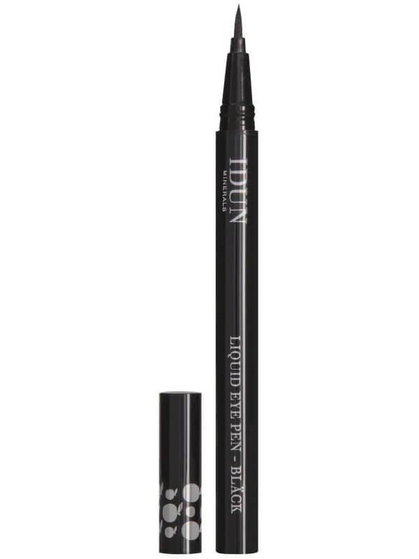 Idun Minerals Liquid Eye Pen Bläck i gruppen Makeup / Ögon / Eyeliner hos Bangerhead (B043509)