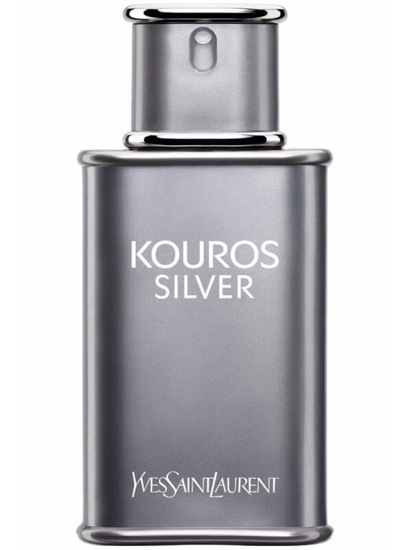 Yves Saint Laurent Kouros Silver EdT (100ml) i gruppen Parfyme / Menn / Eau de Toilette  hos Bangerhead.no (B043854)