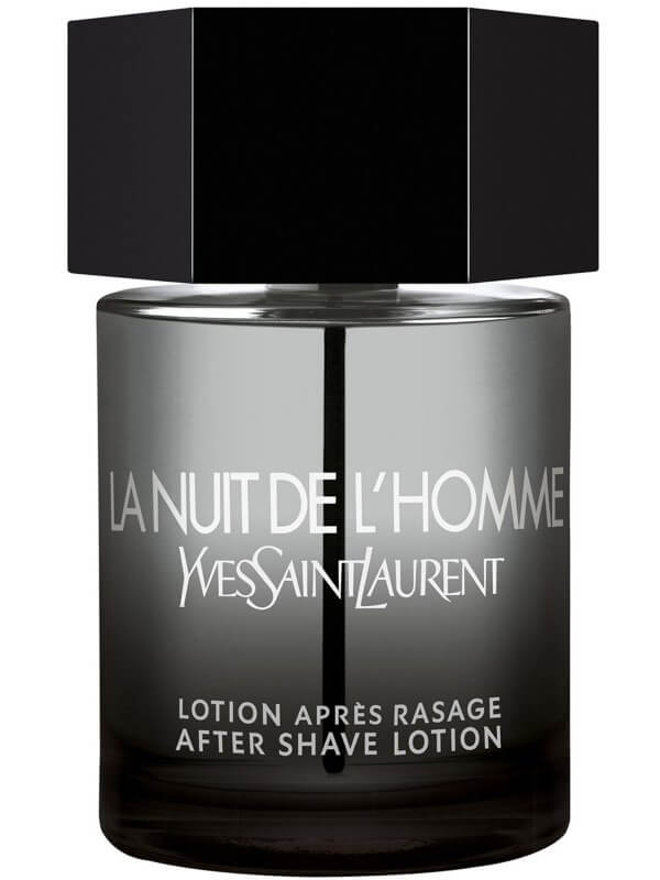 Yves Saint Laurent La Nuit Aftershave Lotion ryhmässä Miehet / Parranajo & grooming miehille / After shave miehille at Bangerhead.fi (B043894)