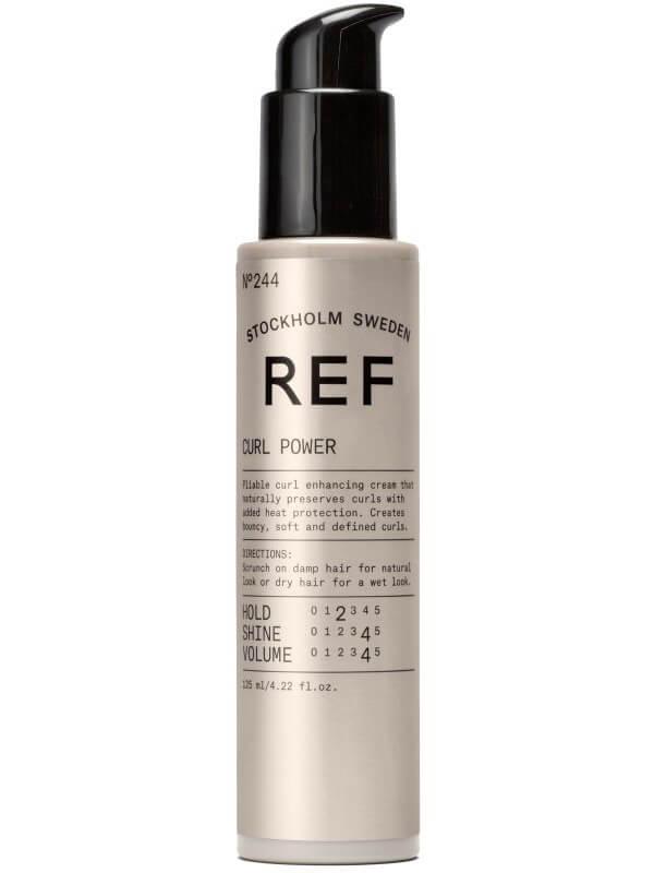 REF Curl Power (125ml) i gruppen Hårvård / Styling / Lockigt hår hos Bangerhead (B044187)