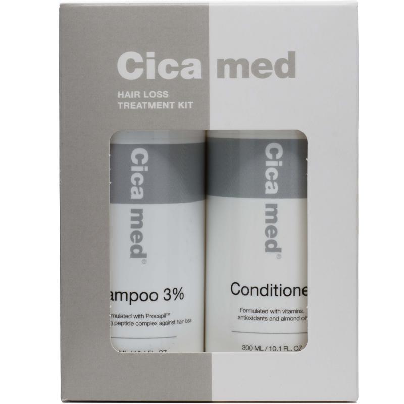 Cicamed Hairloss Treatment kit ryhmässä Kampanjat / Lahjat at Bangerhead.fi (B044198)