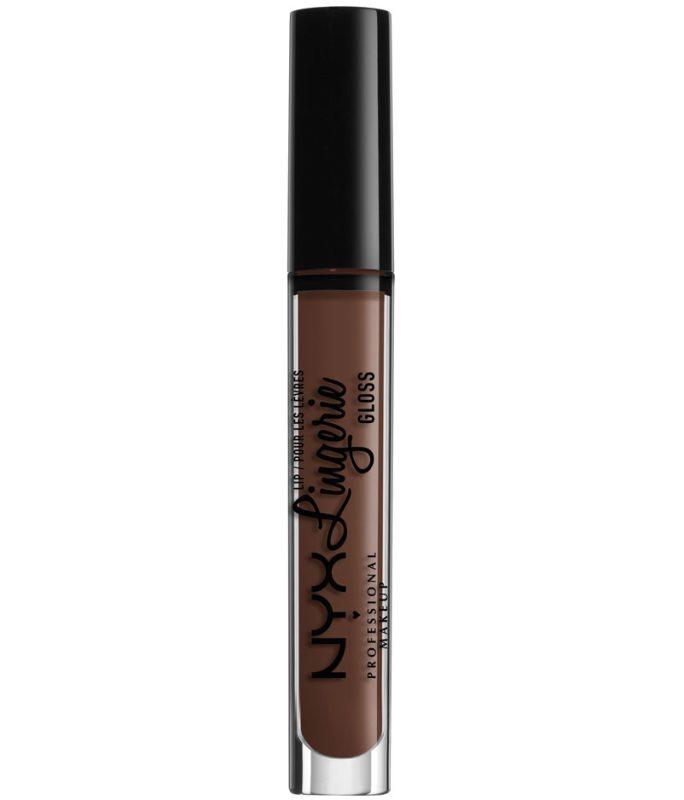 NYX Professional Makeup Lip Lingerie Gloss ryhmässä Meikit / Huulet / Huulikiillot at Bangerhead.fi (B044353r)