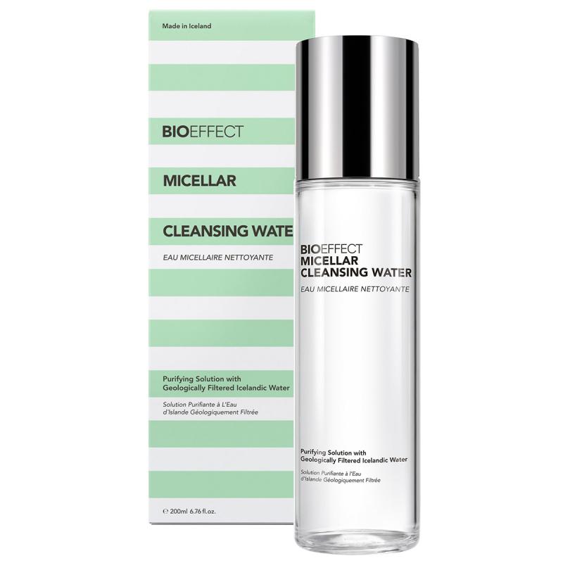 BIOEFFECT Micellar Cleansing Water (200ml) i gruppen Hudvård / Ansiktsrengöring / Micellärvatten hos Bangerhead (B044394)