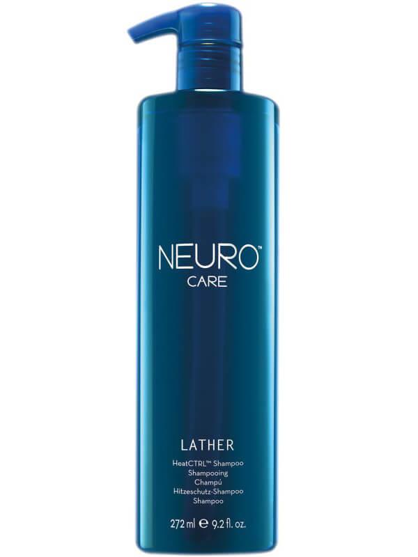 Paul Mitchell Neuro Lather HeatCTRL Shampoo (272ml) ryhmässä Hiustenhoito / Shampoot & hoitoaineet / Shampoot at Bangerhead.fi (B044538)