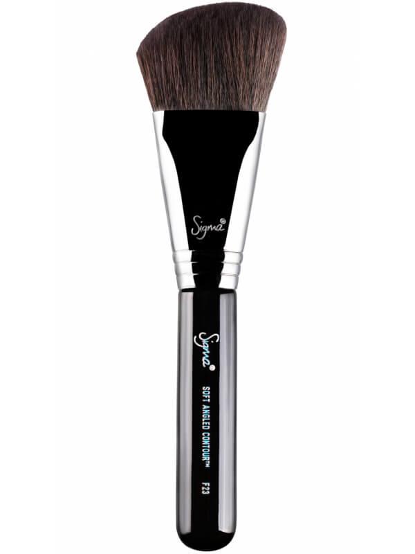 Sigma Beauty F23 Soft Angled Contour Brush ryhmässä Meikit / Meikkisiveltimet / Contouring-siveltimet at Bangerhead.fi (B044673)