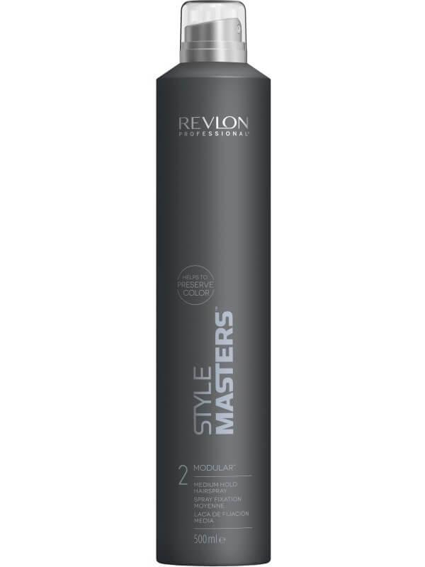 Revlon Professional Style Masters Modular Hairspray (500ml) ryhmässä Hiustenhoito / Muotoilutuotteet / Hiuslakat at Bangerhead.fi (B044703)