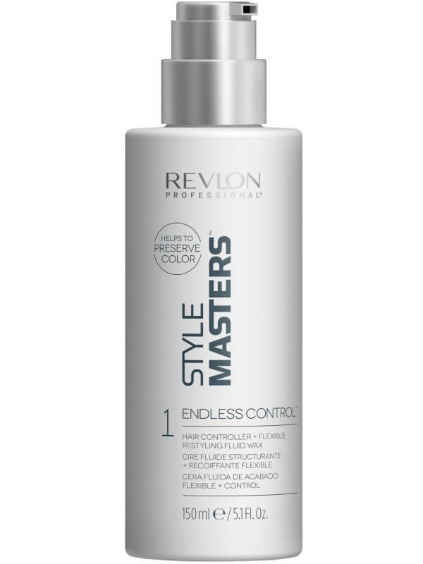 Revlon Professional Style Masters Endless Control (150ml) ryhmässä Hiustenhoito / Muotoilutuotteet / Geelit at Bangerhead.fi (B044715)