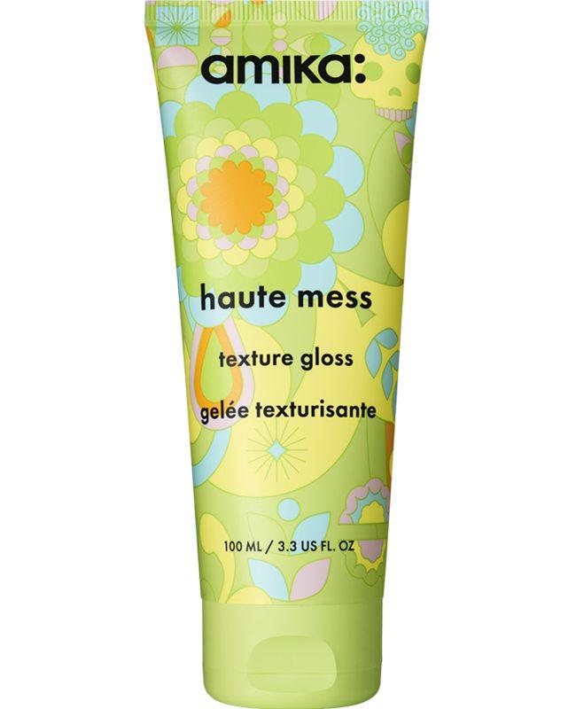 amika Haute Mess Texture Gloss (100ml) i gruppen Hårvård / Styling / Gel hos Bangerhead (B044779)