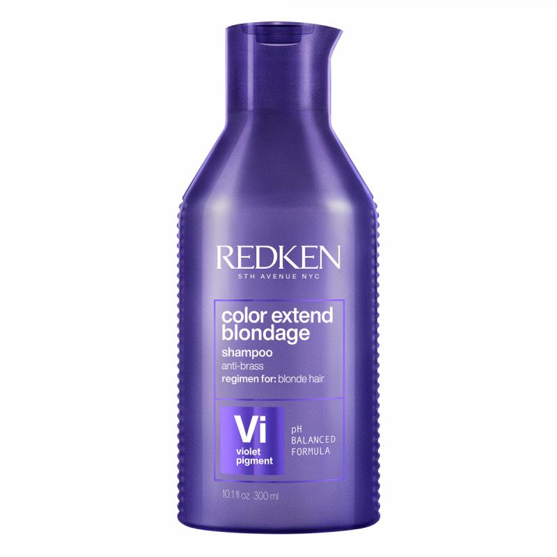 Redken Color Extend Blondage Shampoo (300ml) i gruppen Hårvård / Schampo  / Silverschampo hos Bangerhead (B045076)