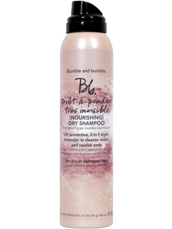 Bumble and bumble Pret-a-Powder Nourishing Dry Shampoo (150ml) i gruppen Hårpleie / Shampoo  / Tørrshampoo hos Bangerhead.no (B045148)
