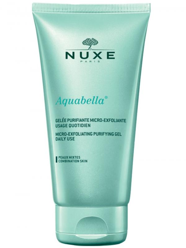 NUXE Aquabella Micro-Exfoliating Purifying Gel (150ml) ryhmässä Ihonhoito / Kasvojen puhdistus / Puhdistusgeelit at Bangerhead.fi (B045160)
