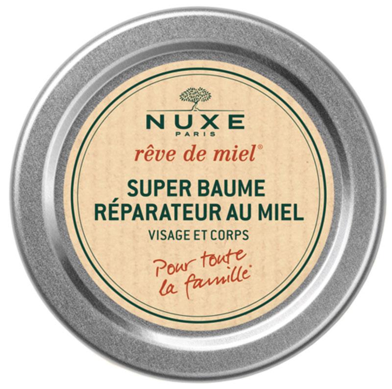 NUXE Reve De Miel Superbalm (40ml) ryhmässä Ihonhoito / Kasvojen kosteutus / 24 tunnin voiteet at Bangerhead.fi (B045163)