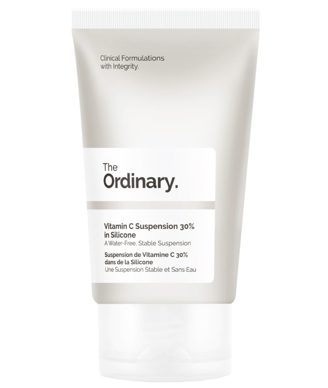 The Ordinary Vitamin C Suspension 30% In Silicone (30ml) i gruppen Hudvård / Ansiktsåterfuktning / Nattkräm hos Bangerhead (B045289)