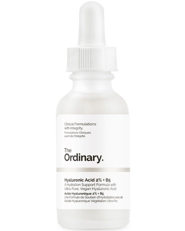 The Ordinary Hyaluronic Acid 2% + B5 (30ml) i gruppen Hudpleie / Ansiktsserum & olje / Ansiktsserum hos Bangerhead.no (B045299)