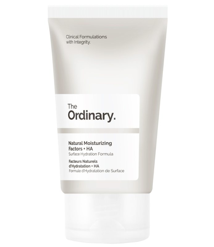 The Ordinary Natural Moisturizing Factors + Ha (30ml) i gruppen Hudvård / Ansiktsåterfuktning / Dagkräm hos Bangerhead (B045300)
