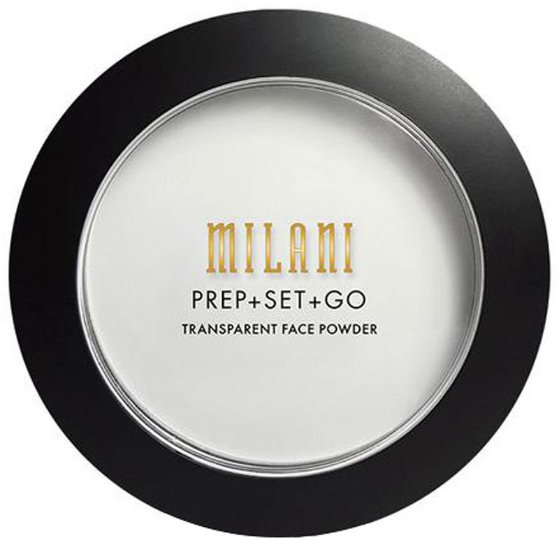 Milani Prep + Set + Go Transparent Face Powder ryhmässä Meikit / Pohjameikki / Puuteri at Bangerhead.fi (B045360)