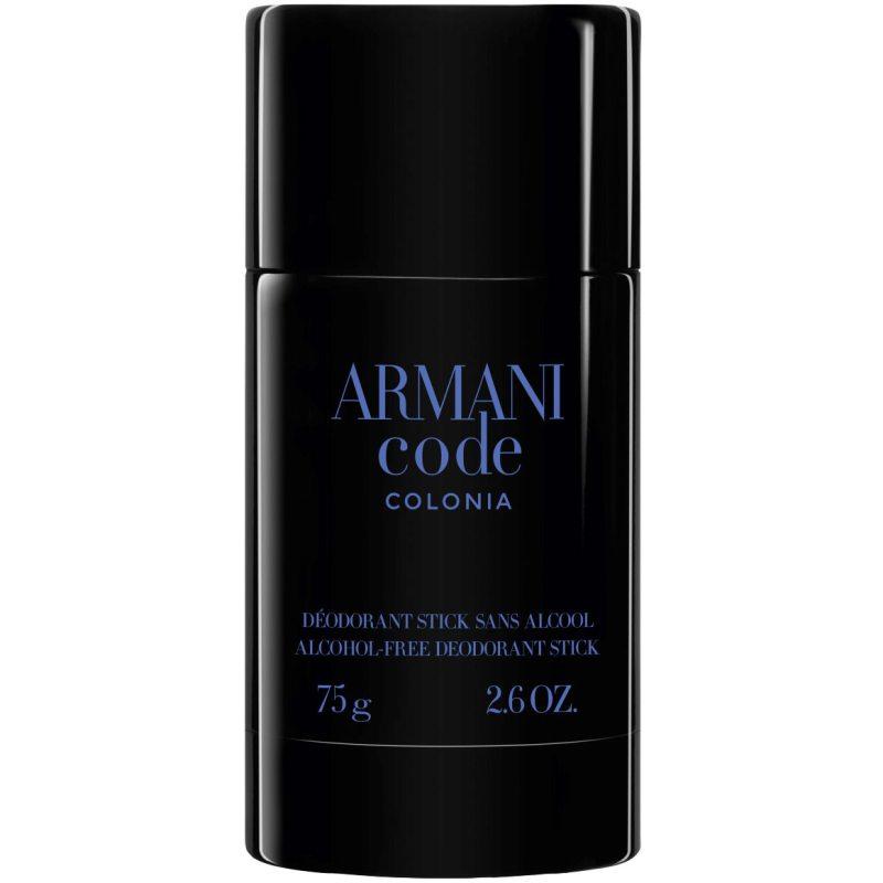 Giorgio Armani Armani Code Colonia Deo Stick (75g) ryhmässä Tuoksut / Miesten tuoksut / Deodorantit miehille at Bangerhead.fi (B045604)