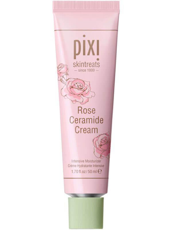 Pixi Rose Ceramide Cream (50ml) ryhmässä Ihonhoito / Kasvojen kosteutus / Päivävoiteet at Bangerhead.fi (B045630)