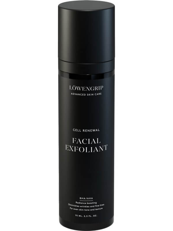 Löwengrip Advanced Skin Care Cell Renewal Facial Exfoliant (75ml) i gruppen Hudvård / Ansiktspeeling / Enzympeeling hos Bangerhead (B045636)