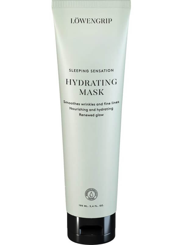 Löwengrip Sleeping Sensation Hydrating Mask (100ml) ryhmässä Ihonhoito / Kasvonaamiot / Uninaamiot at Bangerhead.fi (B045647)