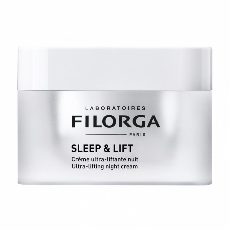 Filorga Sleep & Lift Night Cream (50ml) ryhmässä Ihonhoito / Kasvojen kosteutus / Yövoiteet at Bangerhead.fi (B045710)