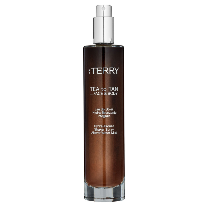 By Terry Tea To Tan Face & Body Summer Bronze (100ml) ryhmässä Ihonhoito / Aurinkotuotteet kasvoille / Itseruskettavat kasvoille at Bangerhead.fi (B045884)