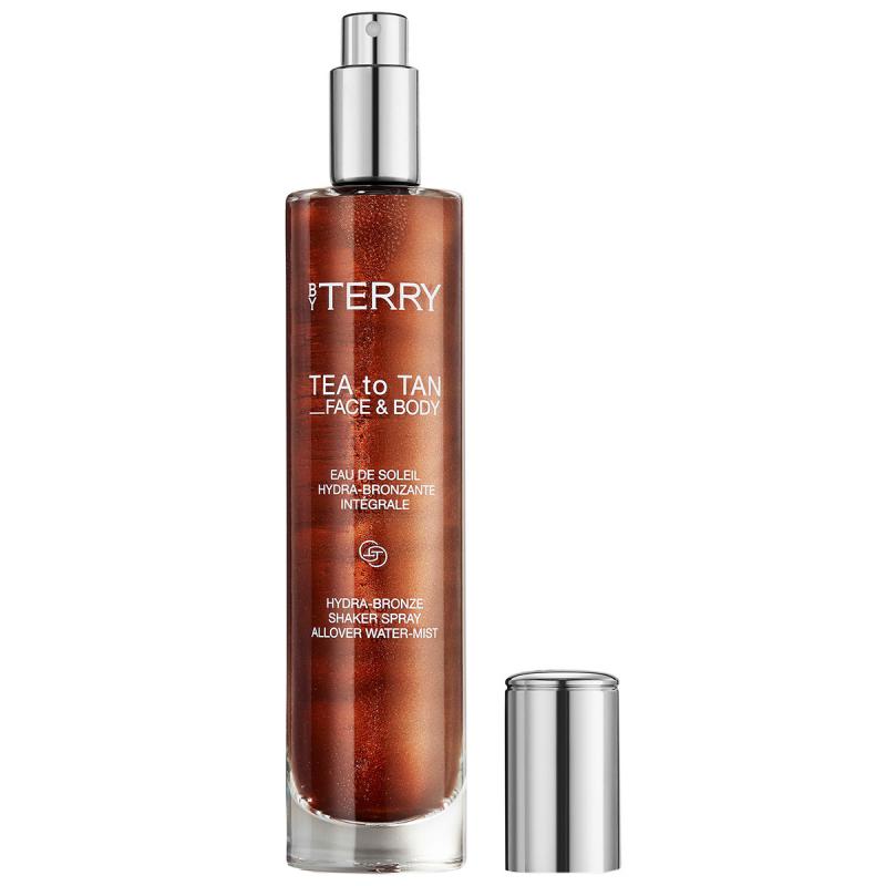 By Terry Tea To Tan Face & Body Summer Bronze (100ml) ryhmässä Ihonhoito / Aurinko & rusketus kasvoille / Itseruskettavat kasvoille at Bangerhead.fi (B045884)