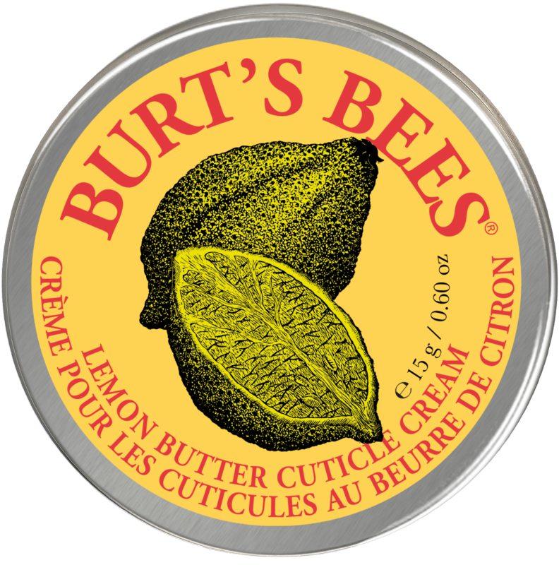 Burts Bees Lemon Cuticle Cream (15g) ryhmässä Vartalonhoito & spa / Kädet & jalat / Käsivoiteet at Bangerhead.fi (B046194)
