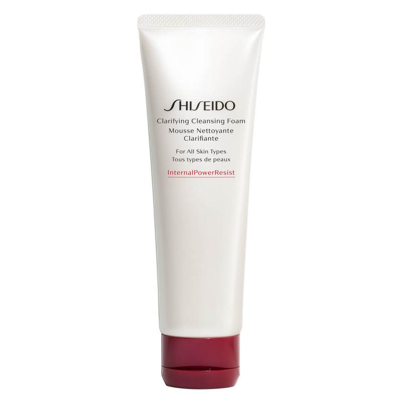 Shiseido Defend Clarifying Cleansing Foam (125ml) ryhmässä Ihonhoito / Kasvojen puhdistus / Puhdistusvaahdot at Bangerhead.fi (B046358)