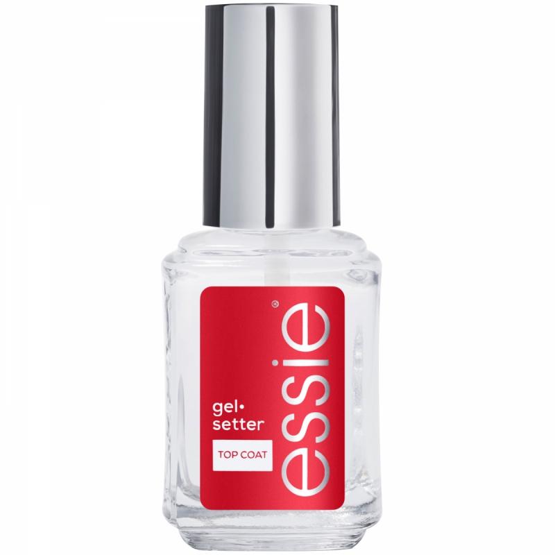 Essie Nail Care Top Coat Gel Setter i gruppen Naglar / Nagellack / Överlack & topplack hos Bangerhead (B046489)